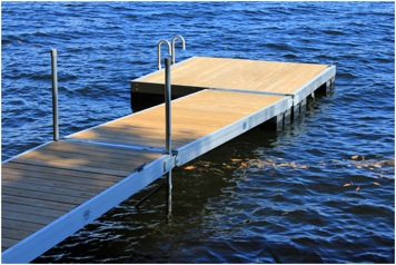 Great Northern Docks Sales   Install Docks by Dock Guys in Maine