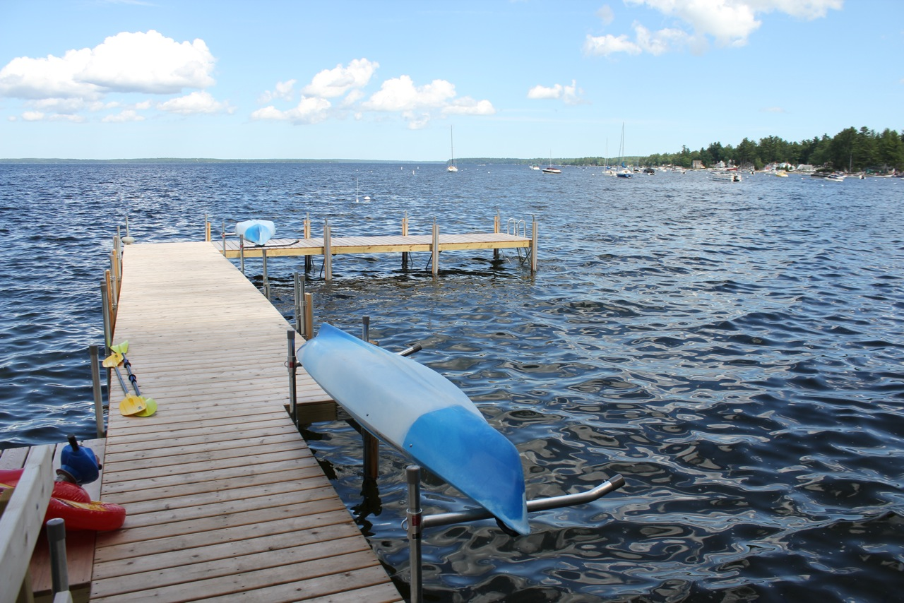 Great Northern Docks Sales | Install Docks by Dock Guys in Maine
